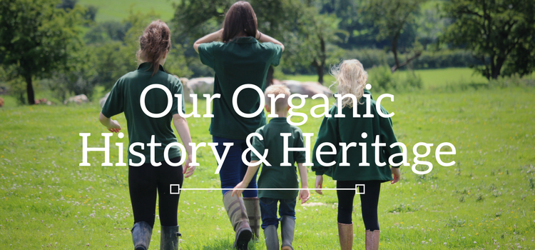 Our Organic History and Heritage