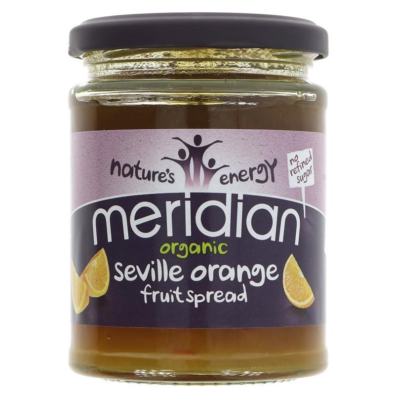Meridian Organics Seville Orange Spread
