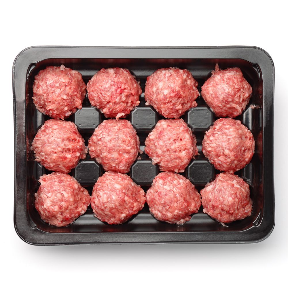 Organic Beef Meatballs (Pack of 12)