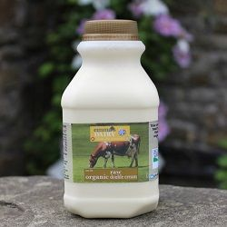 Organic Raw Double Cream